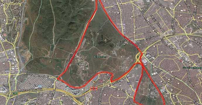 В Стамбуле появится военный городок