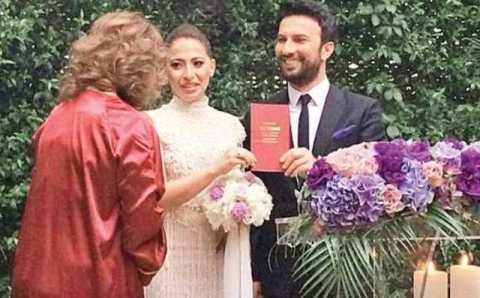 Свадебная церемония Таркана пройдет 6 мая в Кёльне