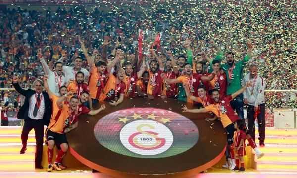 Галатасарай — обладатель Кубка Турции!