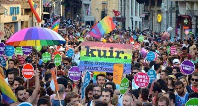 Администрация Стамбула запретила гей-парад