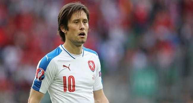 Капитан сборной Чехии не сыграет с Турцией