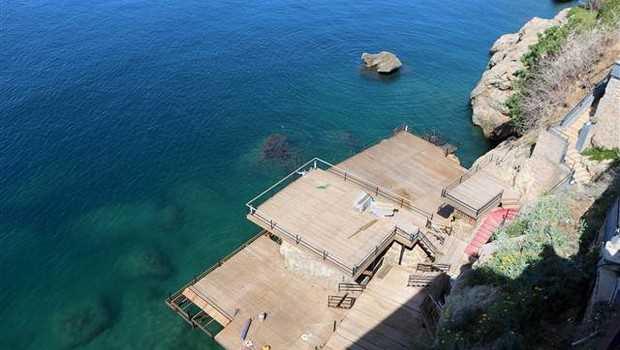 5 городских пляжей на «Фалезах Анталии»