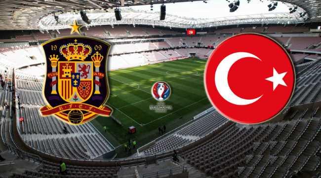 Испания — Турция: показать невозможное