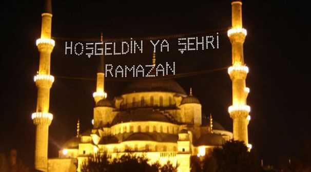 Священный месяц Рамадан начался в Турции