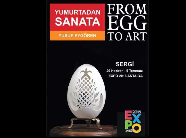 Что было сперва: яйцо или искусство?