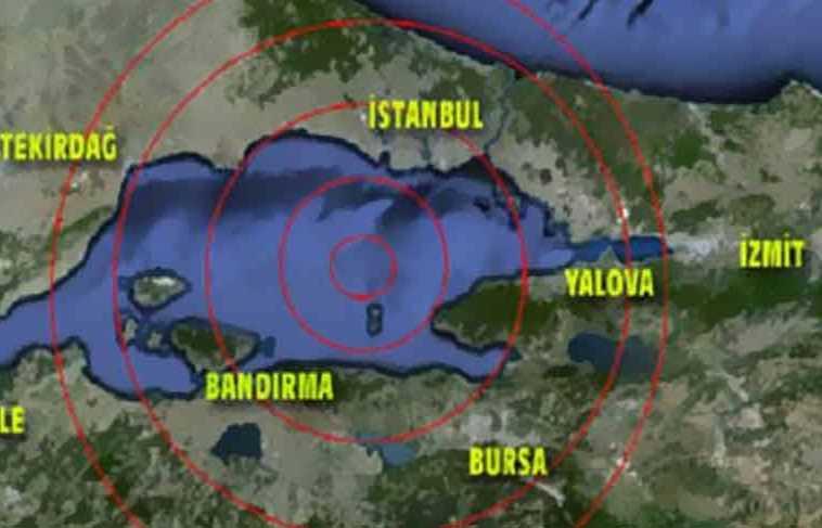 Ученые прогнозируют сильное землетрясение в Стамбуле