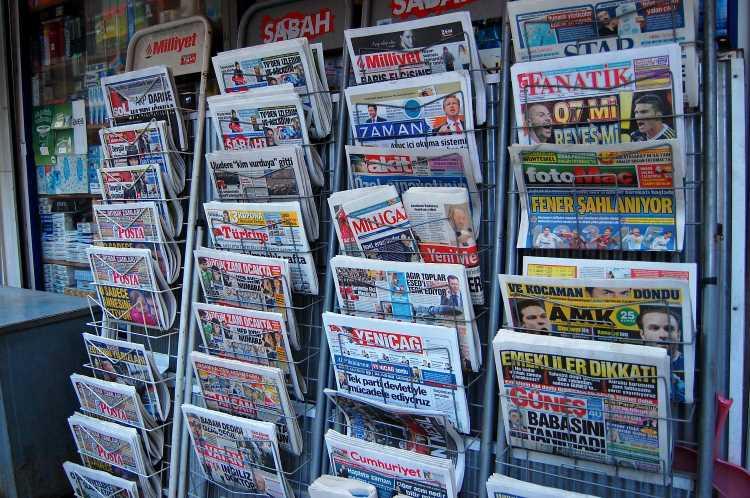 СМИ Турции: 22 мая