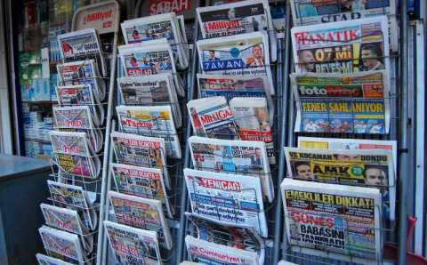 СМИ Турции: 21 мая