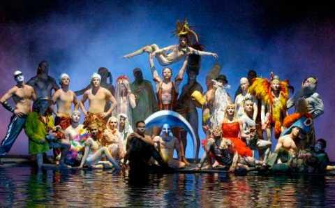 Организаторы EXPO подали в суд на Cirque Du Soleil