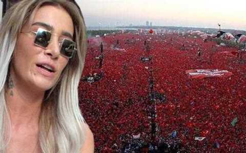 Три концерта певицы Sıla отменены из-за ее высказываний