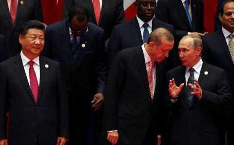 СМИ активно обсуждают совместное фото лидеров стран G20