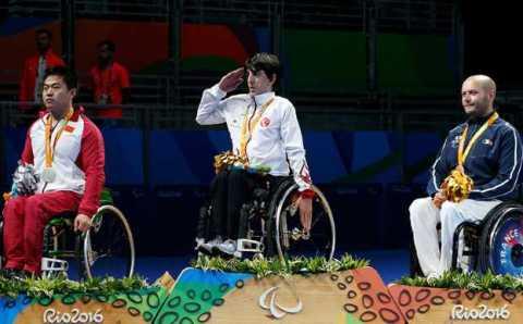 Еще одно золото в копилку сборной Турции на Паралимпиаде