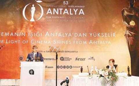 «Золотой апельсин» пройдет в Анталии с 16 по 25 октября