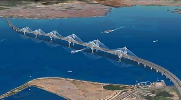 Мост «Чанаккале-1915» будет открыт в 2023 году