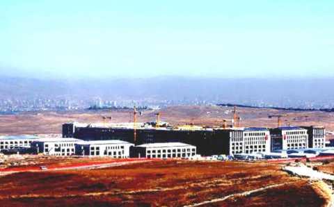 Турция создает под Анкарой свой «Пентагон»