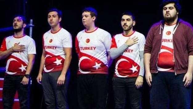 Турция — чемпион мира по Counter Strike: GO