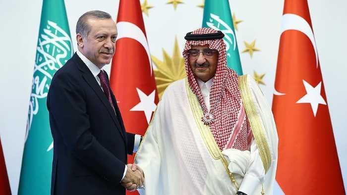 Турция и Саудовская Аравия выступят против Конгресса США