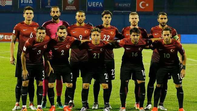 Турция не испытала проблем в матче с Молдовой
