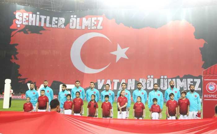 Турция на классе обыгрывает Косово