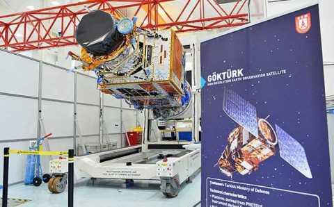 Турция запускает в космос разведывательный спутник