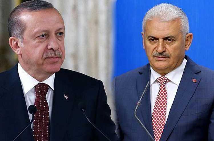 Эрдоган и Йылдырым соболезнуют народу России