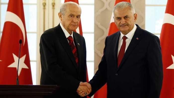 АКР и МНР договорились по новой Конституции