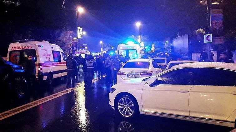 Новогодний теракт в Стамбуле: 39 погибших, 65 раненых