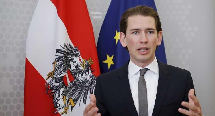 Канцлер Австрии посоветовал афганцам «бежать в Турцию»