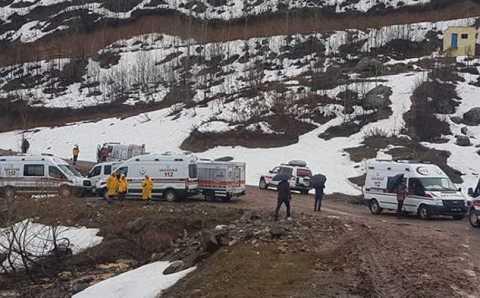 Крушение полицейского вертолета: 12 погибших