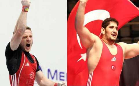 Борцы и тяжелоатлеты приносят Турции золотые медали