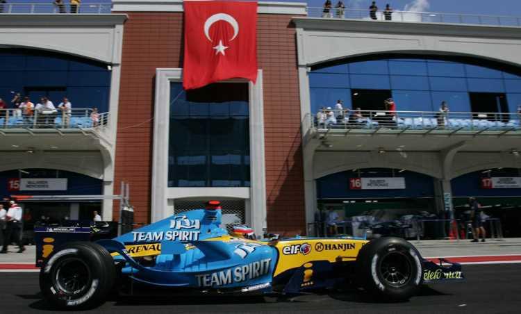 Формула-1 может вернуться в Стамбул в 2020 году