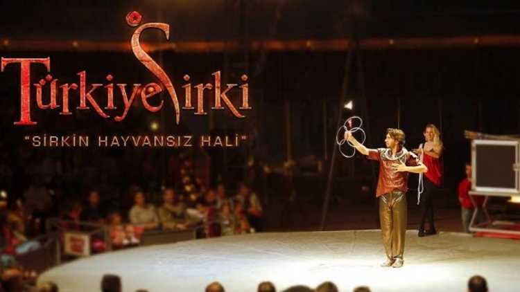 Турецкий цирк приехал веселить Анталию