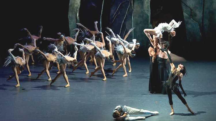 Русский балет Монте-Карло покажет «Лебединое озеро»