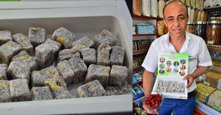 В Манисе можно купить лукум, продлевающий жизнь