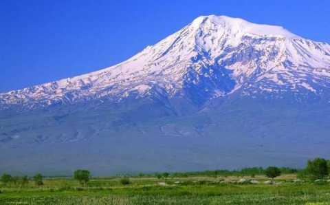 Ученые заявляют о найденном Ноевом Ковчеге в Турции