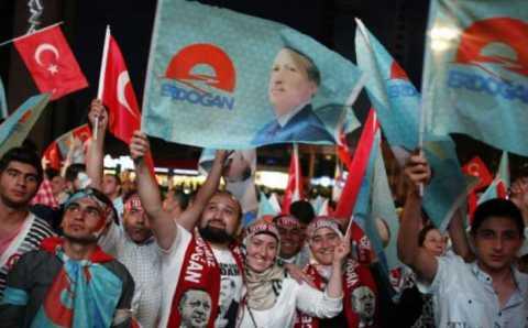Сторонникам Эрдогана не дадут собраться в Брюсселе