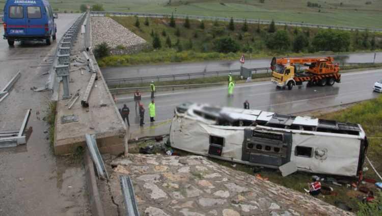 48 пассажиров пострадали в ДТП