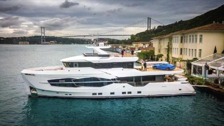 Numarine 32XP — гордость стамбульской судоверфи