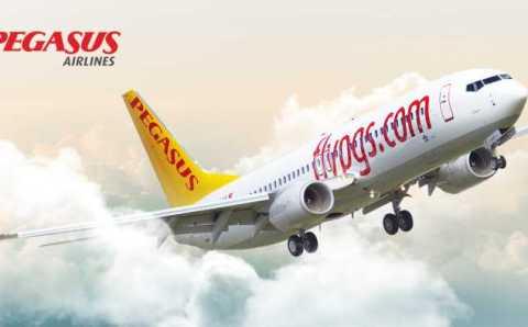 Turkish Airlines и Pegasus полетят по Турции с 1 июня