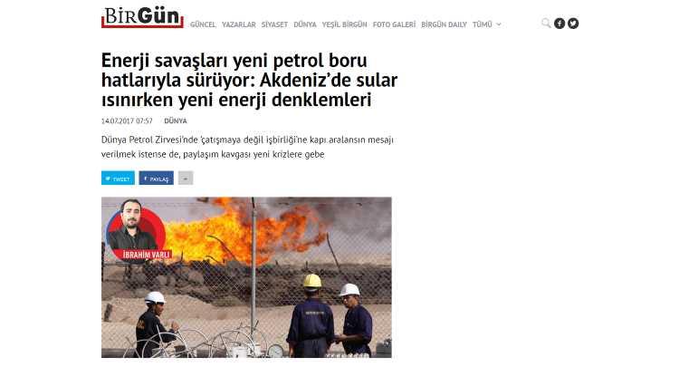 С новыми нефтепроводами энергетические войны продолжаются