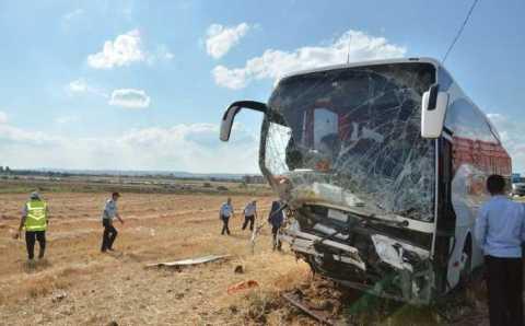 ДТП с участием автобуса: 3 погибших, 32 пострадавших