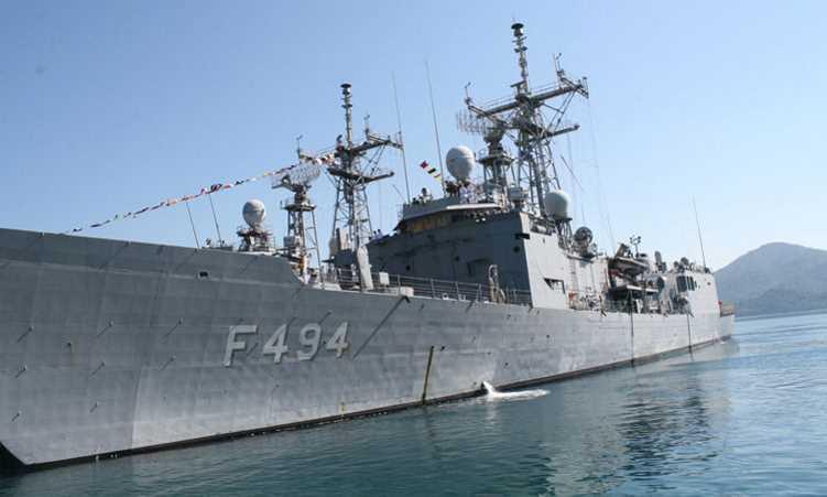 Флот США выступит против Турции в защиту Кипра
