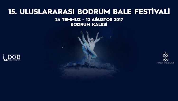 Бодрум в предвкушении Фестиваля балета