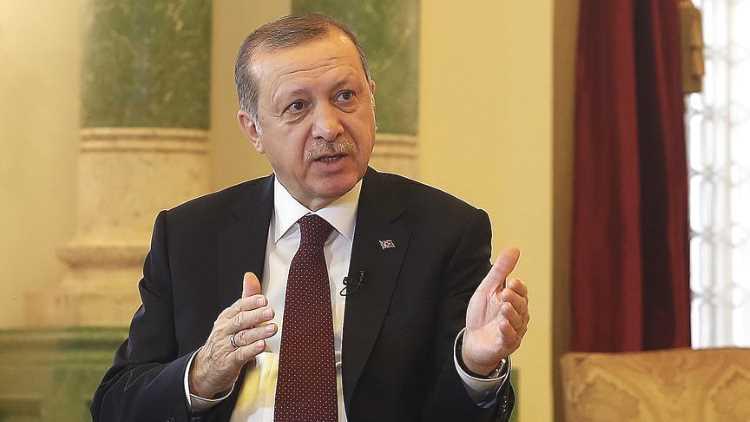 Эрдоган пообещал нормализацию жизни после Байрама