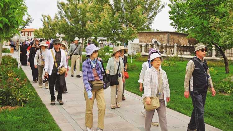 Стамбул: минус 66% туристов за 2020 год