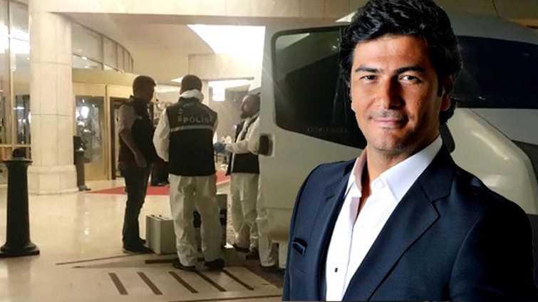 Звезда телеэкранов найден мертвым в отеле
