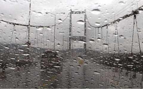 Турцию ожидает дождливая неделя