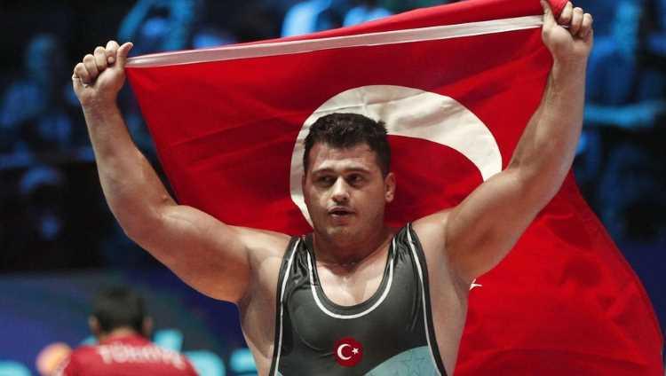 Рыза Каяалп стал 8-кратным чемпионом Европы