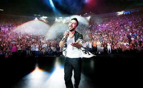 Таркан даст 7 концертов за 10 дней