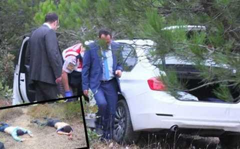 Полиция расследует тройное убийство в Балыкесире